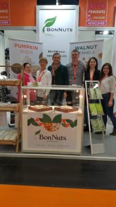 Our team at the ProSweets 2019